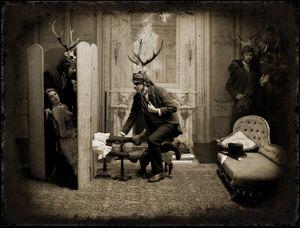 The gentlemen callers.
