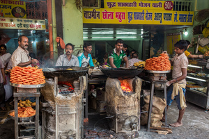 Street Food, Pushkar