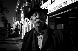 OLD MAN IN LA CIOTAT