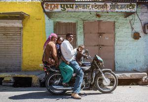 MotoFamily@Agra