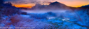 Banff Cold Snap