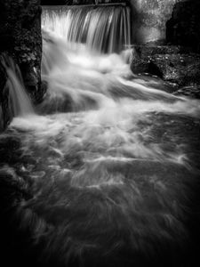 Falls, Saratoga Spa State Park, 2018