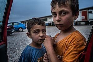 Stranded in Greece, Aboudi & Wesam
