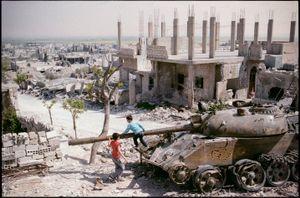 20.04.2015 Kobani (Syria)