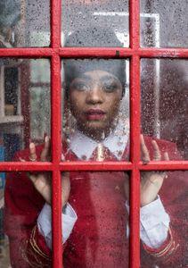 Manthe Ribane London Phone Booth