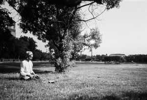 """""""Your everyday life CAN be a form of protest. Loiter. Question. Say no. Pray in a public park."""""""