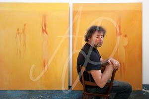 Gary Palmer, Painter