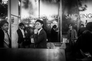 Smoking Smoking - Tokyo, 2016