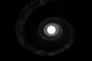 Astronomic stairs