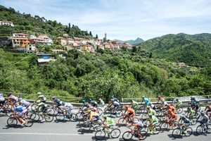 Stage: Liguria. This stage is short but very technically demanding and intricate.