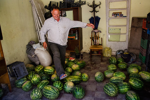Water melon story