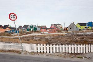 Ilulissat town
