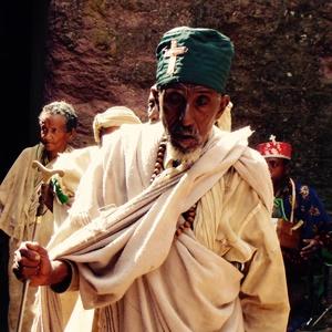 Ethiopian Preist
