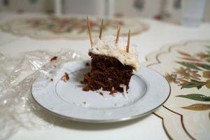 Cake © Cynthia Bittenfield