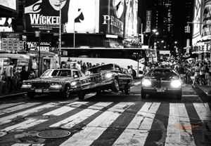 Low Riders in Time Square (NY)