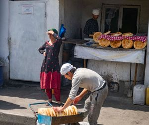 Bakery in Hisor