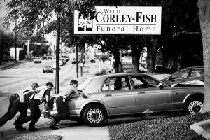 Funeral Home, Austin, Texas, 2008