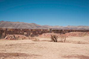 Tiahuanacu, Bolívia © Rafael Dabul