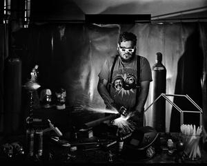 John Medina, Sculptor