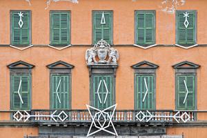 Palazzo Prini-Aulla (Mazzarosa) - Lungarno Pacinotti, Pisa