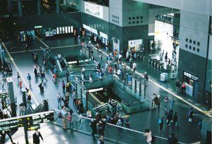 Diorama Kyoto Station
