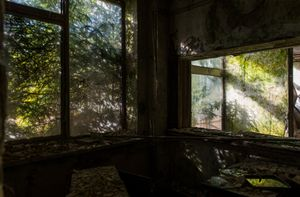 Forgotten - Phisioterapy hospital