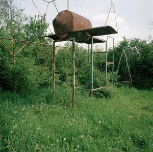 A park in Borovo Naselje. © Colin Dutton