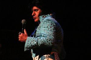 Turquoise Elvis 3