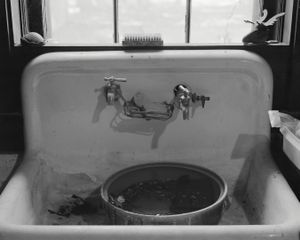 Wash Basin © Allison Barnes