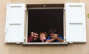 3 Cousins, Aurillac, France, 2012