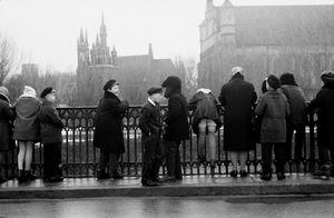 Schoolchildren from Uripis, 1969