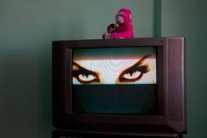 Television eyes © Mariette Allen