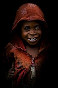 THE BEAUTY OF A SMILE