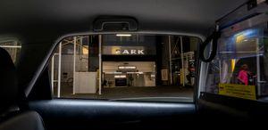 Taxi Window.