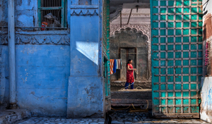 'Daily Chores, Jodhpur'