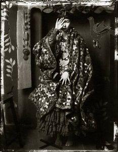 Masako pour Roméo, 1989 © Sarah Moon