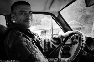 Ruslan Driving