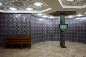 Info point, Hassan II Mosque