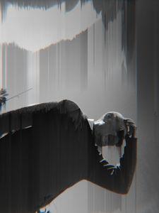 pixel portrait 6
