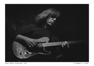 Mike Stern, guitar