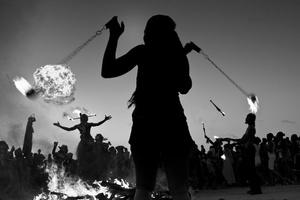 """"""" TARASCA BURNING""""   2011."""