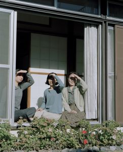 Generations. Three generations of Japanese women. © Chino Otsuka. Images courtesy of Huis Marseille.