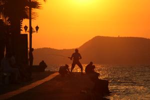 Güllük, Mugla Province, Aegean Sea