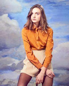 Aleksandra d'IMG Models dans mon studio à Paris  - 2016