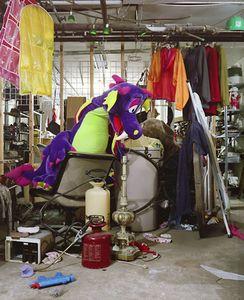 Untitled Thrift, 2006 (Dragon)