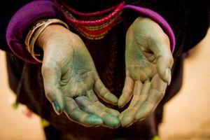 Weavers Hands
