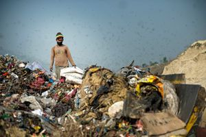 My name is waste-pickers