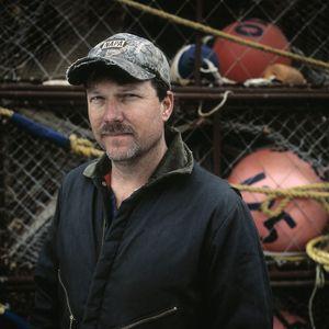 Tyson Levering, salmon fishing, Seattle, USA.