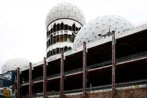 Teufelsberg-Memories of the past