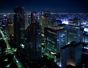 Tokyo from NY